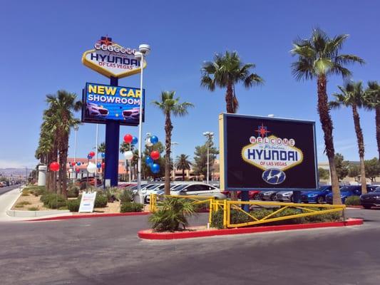 Hyundai Of Las Vegas 7150 W Sahara Ave Las Vegas, NV Auto Dealers   MapQuest