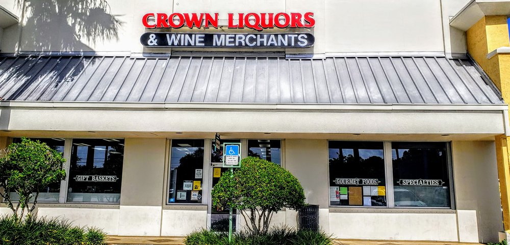 Crown Wine & Spirits: 306 S Federal Hwy, Deerfield Beach, FL