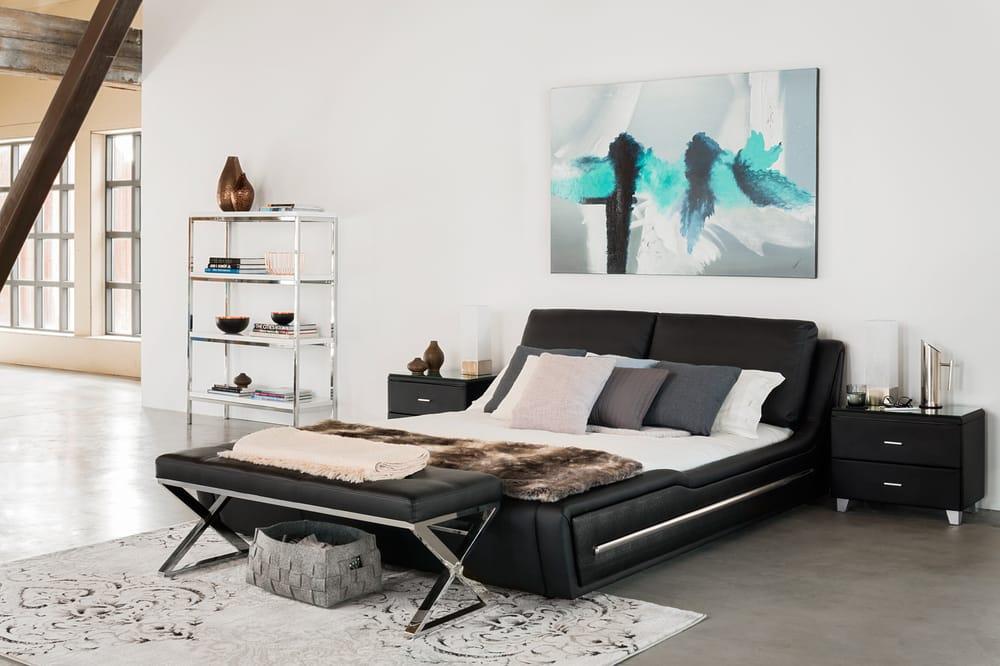 Photo of Mobler Furniture - Richmond, BC, Canada. Cresta Bed http ...