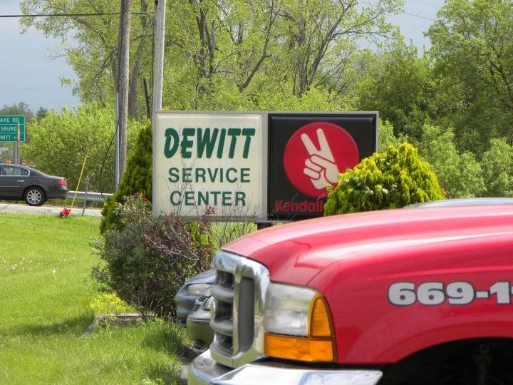 DeWitt Service Center: 10890 S. Old US 27, DeWitt, MI