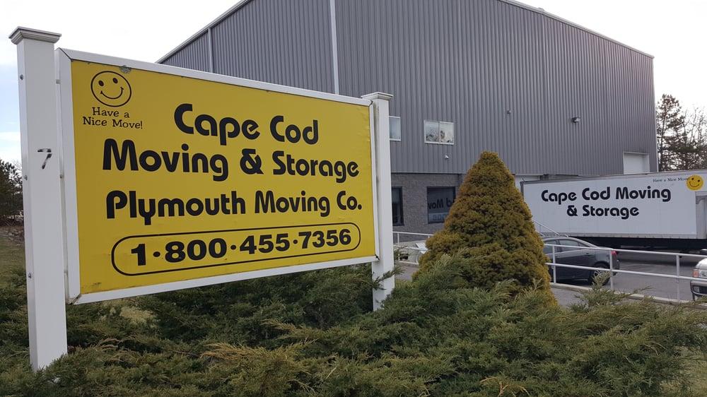 Cape Cod Moving: 7 Otis Park Dr, Bourne, MA