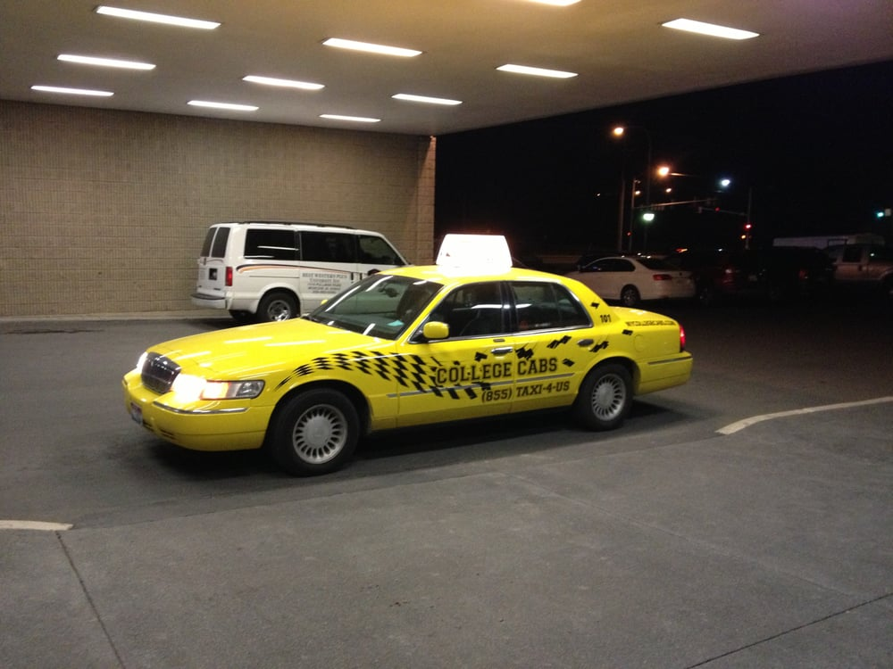 College Cabs Pullman >> Pullman Taxi Cab In Moscow Yelp