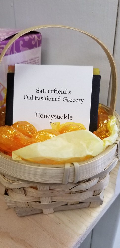 Satterfield's Old Fashioned Grocery: 5015 Front St NW, Depauw, IN