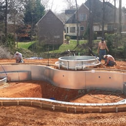 Attractive Photo Of Backyard Oasis Pools And Construction   York, SC, United States. 18