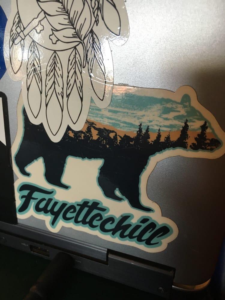 Fayettechill Basecamp: 205 W Dickson St, Fayetteville, AR