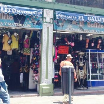 7edecc7116a5 El Gallito - 16 fotos y 15 reseñas - Mercería - Av. 2 Ponient 508 ...