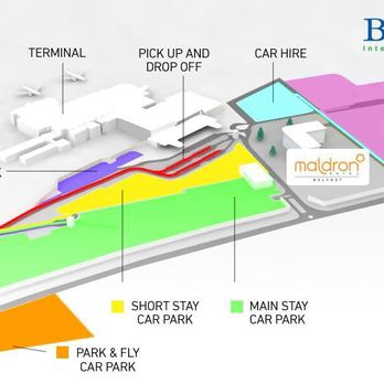 Belfast City Airport Long Stay Car Parking
