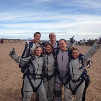 Skydive Las Vegas - 64 Photos - Skydiving - 1401 Airport ...