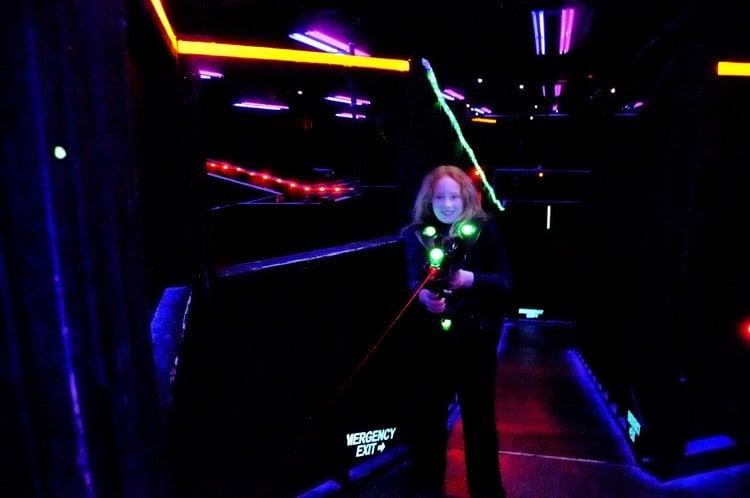 Laser One