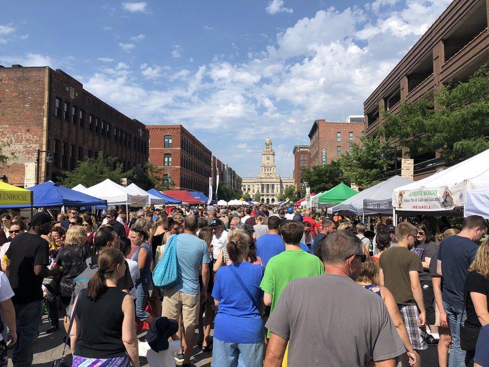 Des Moines Farmers Market: 300 Court Ave, Des Moines, IA
