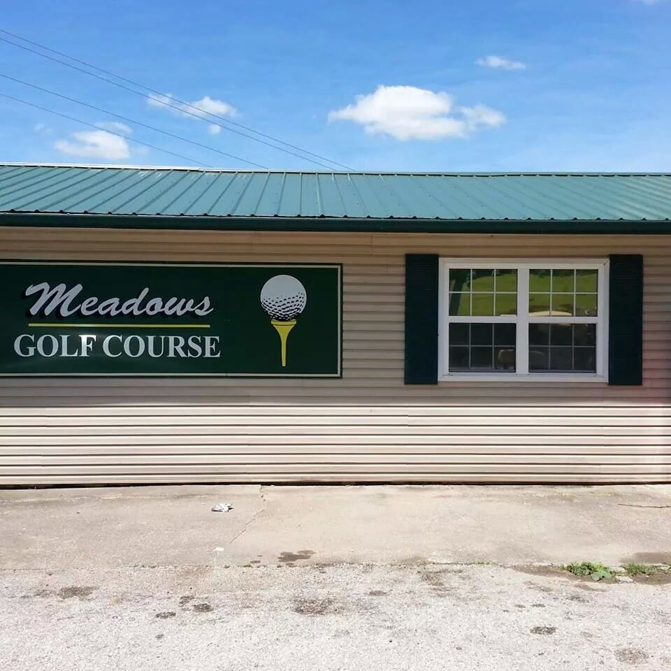 Meadow's Golf Course: 365 Fife Lick Rd, Clay City, KY