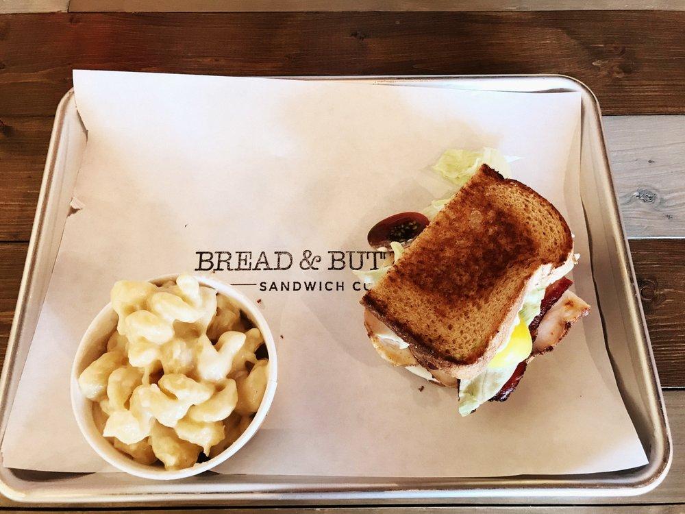 Bread & Butter Sandwich Co: 2309 Mercury Blvd, Murfreesboro, TN