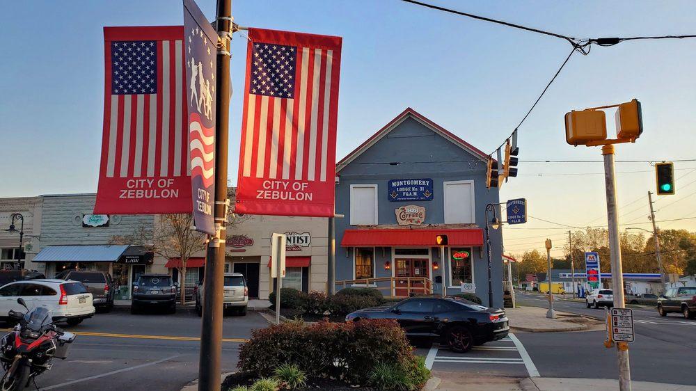 1828 Coffee: 15982 Barnesville St, Zebulon, GA