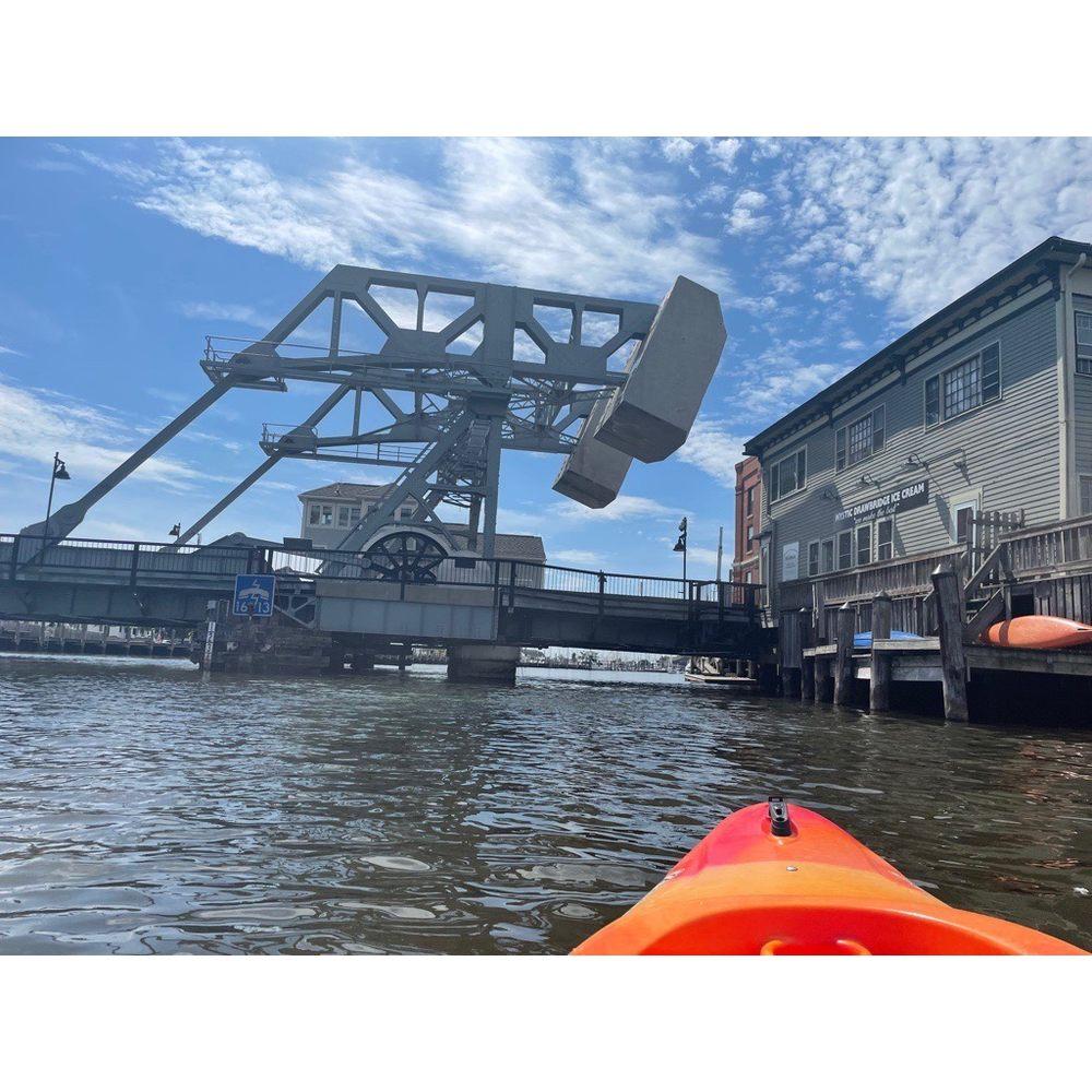 Blue Heaven Kayak Paddle Board Rentals: 2 Washington St, Mystic, CT
