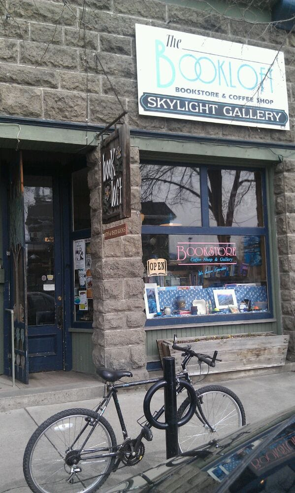 Book Loft Bookstore & Coffehouse: 200-208 SW 1st St, Enterprise, OR