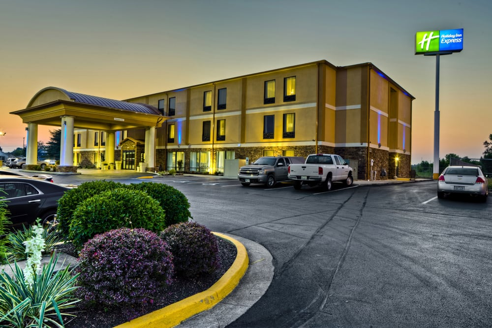 Holiday Inn Express Chillicothe East: 1003 E Main St, Chillicothe, OH