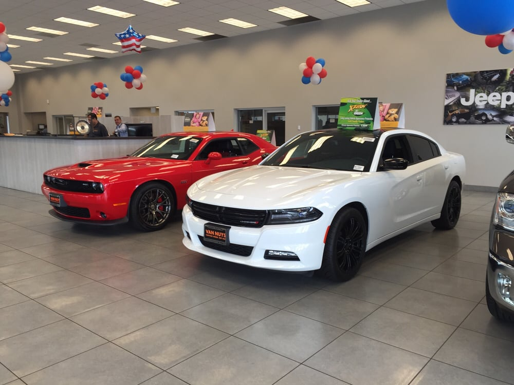 Honda Van Nuys >> I bought a Jeep Patriot and love it, but I really wanted the RED CHARGER! Here today to get my ...