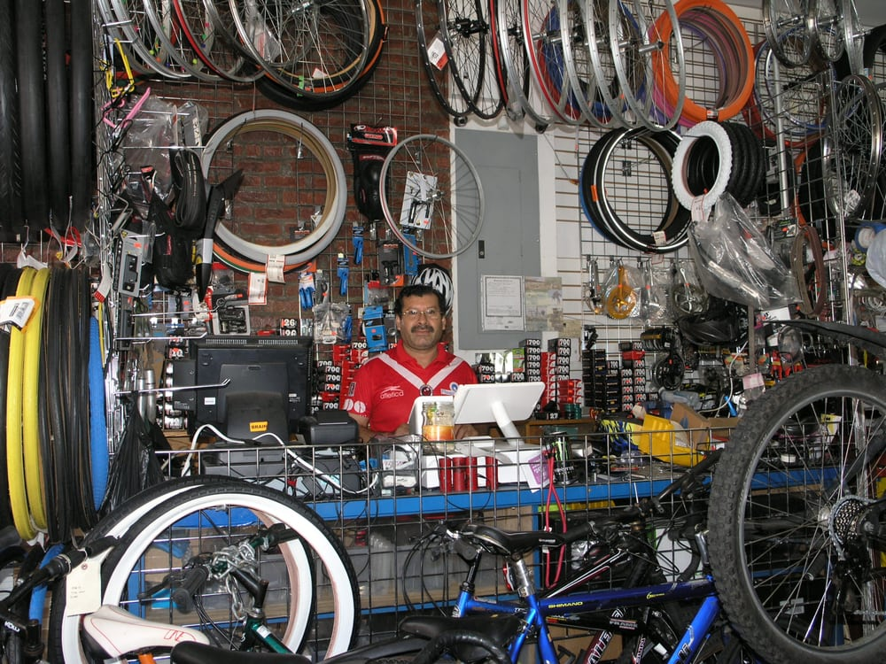 Mexico Sports Center & Bicycle Repair: 608 Crescent Ave, Bronx, NY
