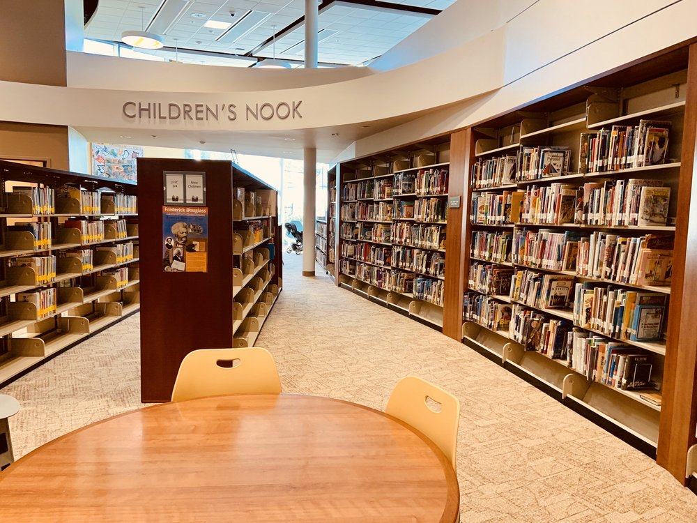 San Diego Public Library - Skyline Hills Branch Library: 7900 Paradise Valley Rd, San Diego, CA