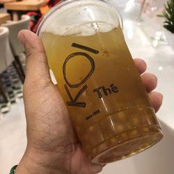 Koi the caff lot 329 1 lebuh bandar utama petaling for Koi 1 utama