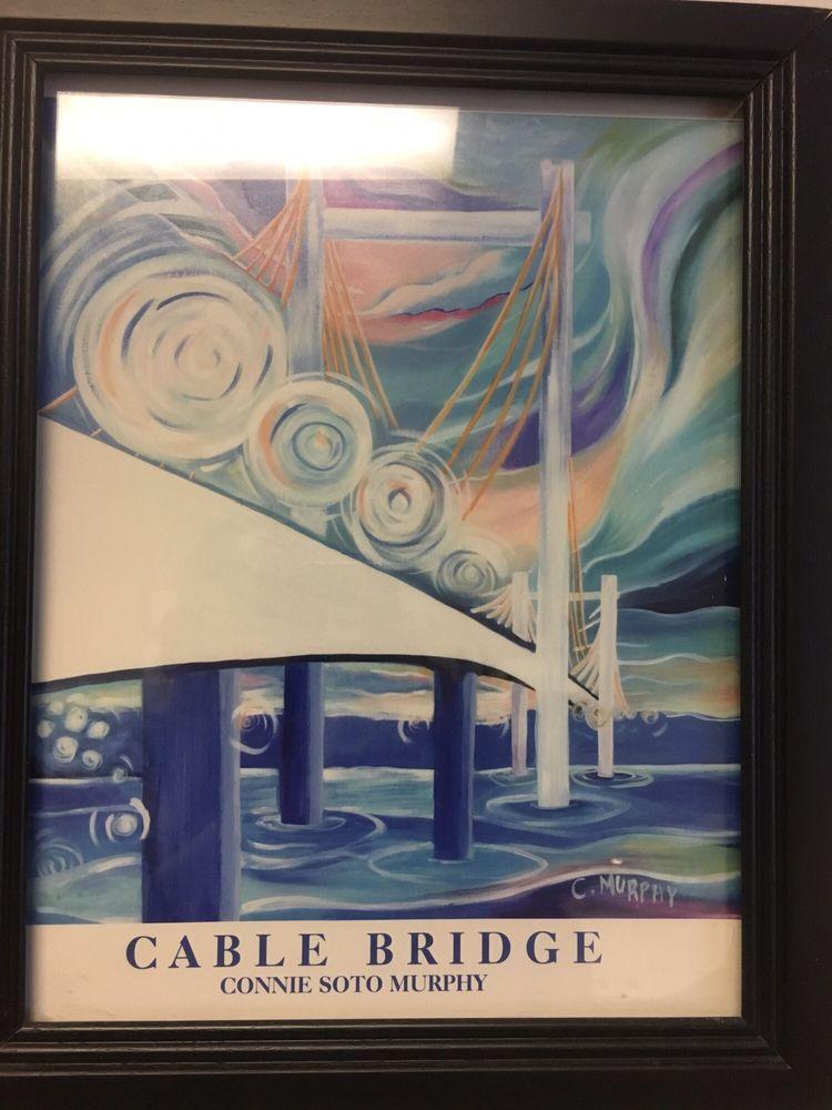 Cable Bridge: S 10th Ave, Pasco, WA