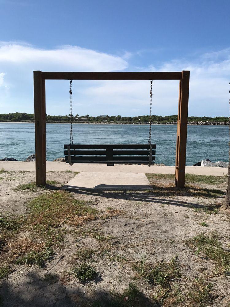 South Jetty Park Beach: Seaway Dr, Fort Pierce, FL