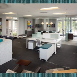 Innovative commercial environments interior design for Interior design 92130
