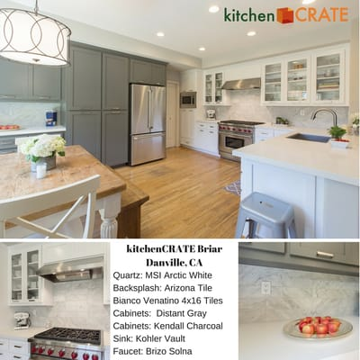 kitchen & bath CRATE 1228 9th St Modesto, CA Remodeling & Repairing