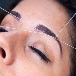 Natural Eyebrows Threading - Threading Services - 5030 ...