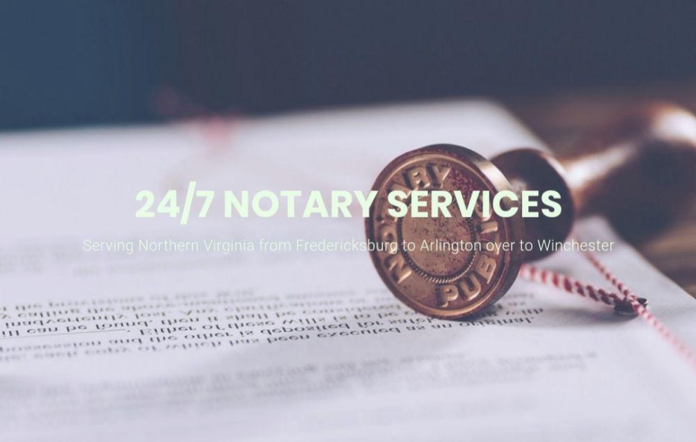 Capitol Mobile Notary: Ashburn, VA