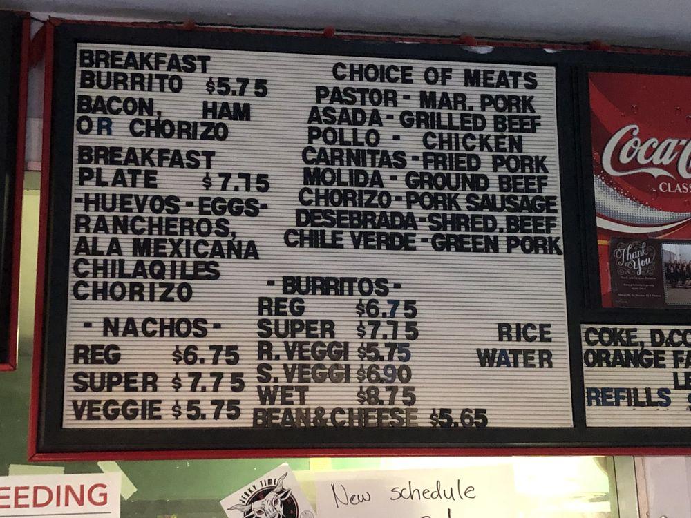 El Charitos Mexican Deli: 11416 Loma Rica Rd, Loma Rica, CA