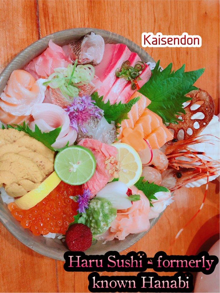 Haru Sushi - formerly known Hanabi