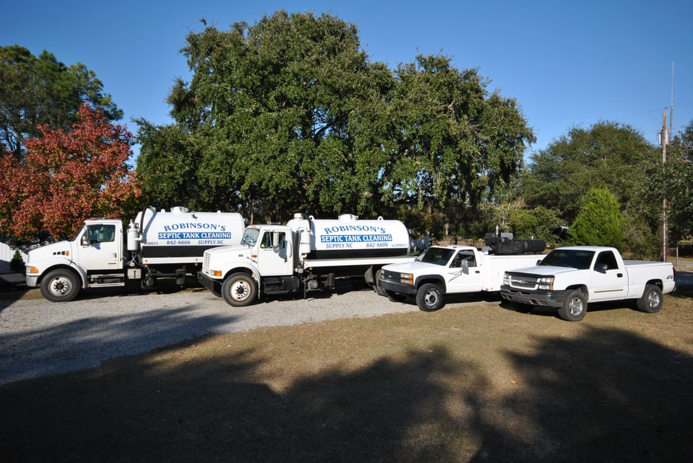 Robinson Septic Tank Cleaning: Supply, NC