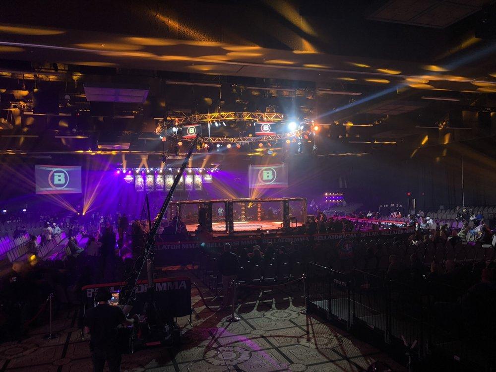 Global Event Center At Winstar World Resorts: 777 Casino Ave, Thackerville, OK