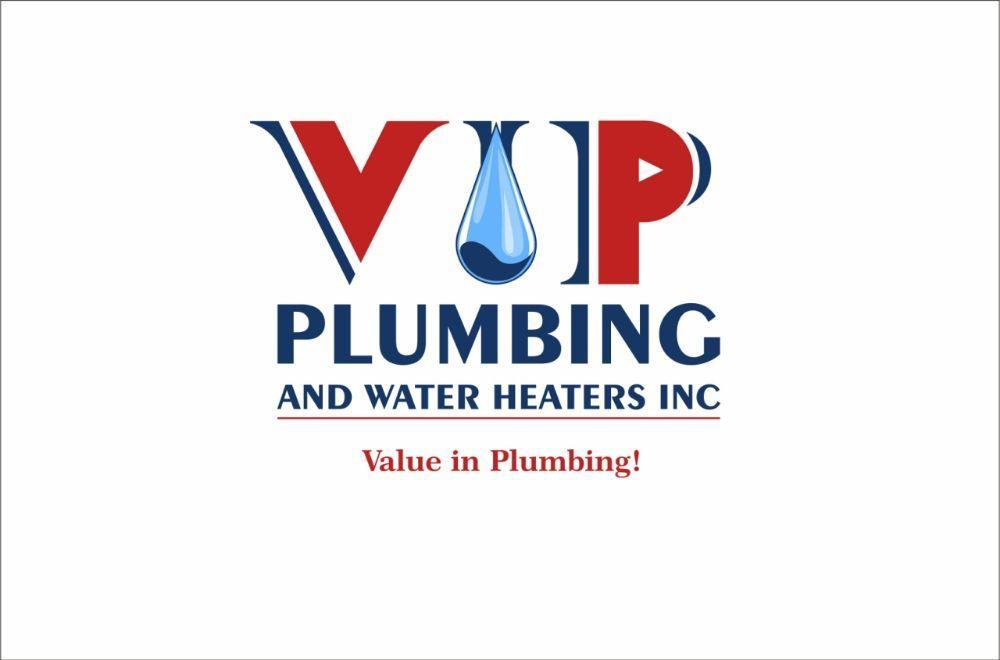 VIP Plumbing & Water Heaters