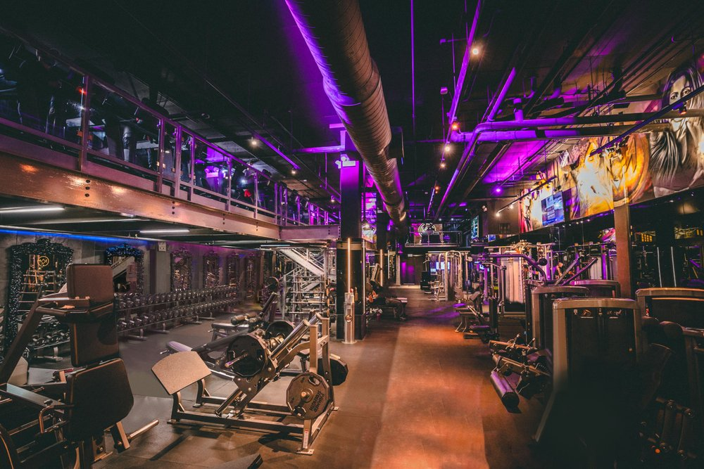 Mode Gym: 1301 W Madison Ave, Chicago, IL