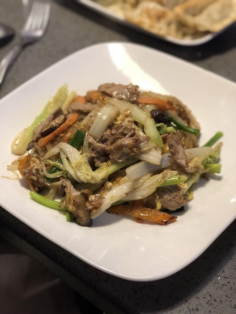 Food from Crazy Thai Rice & Noodle Cuisine