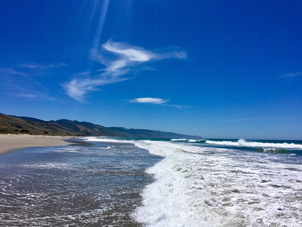 Limantour Beach: Point Reyes National Seashore, Point Reyes Station, CA