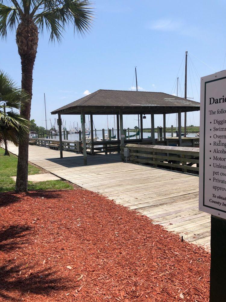 Darien Waterfront Park: 105 Fort King George Dr, Darien, GA