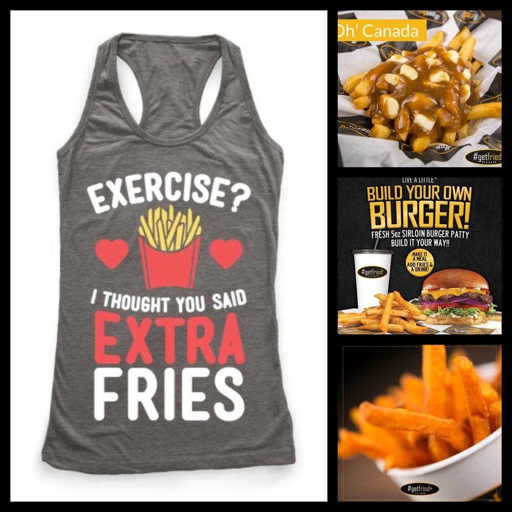 Get Fried Fry Cafe