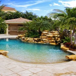 Beau Photo Of Roberts Pool Design   Palm Beach Gardens, FL, United States. Walk