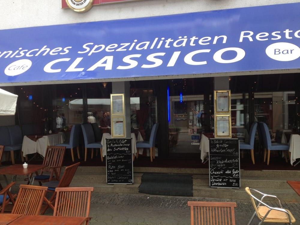 classico cafe bar restaurant cafes kr merstr 1 hanau hessen germany restaurant reviews. Black Bedroom Furniture Sets. Home Design Ideas
