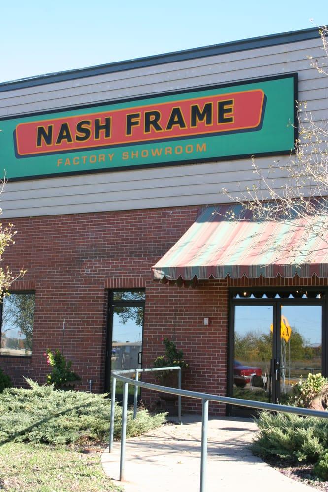 Nash Frame Design