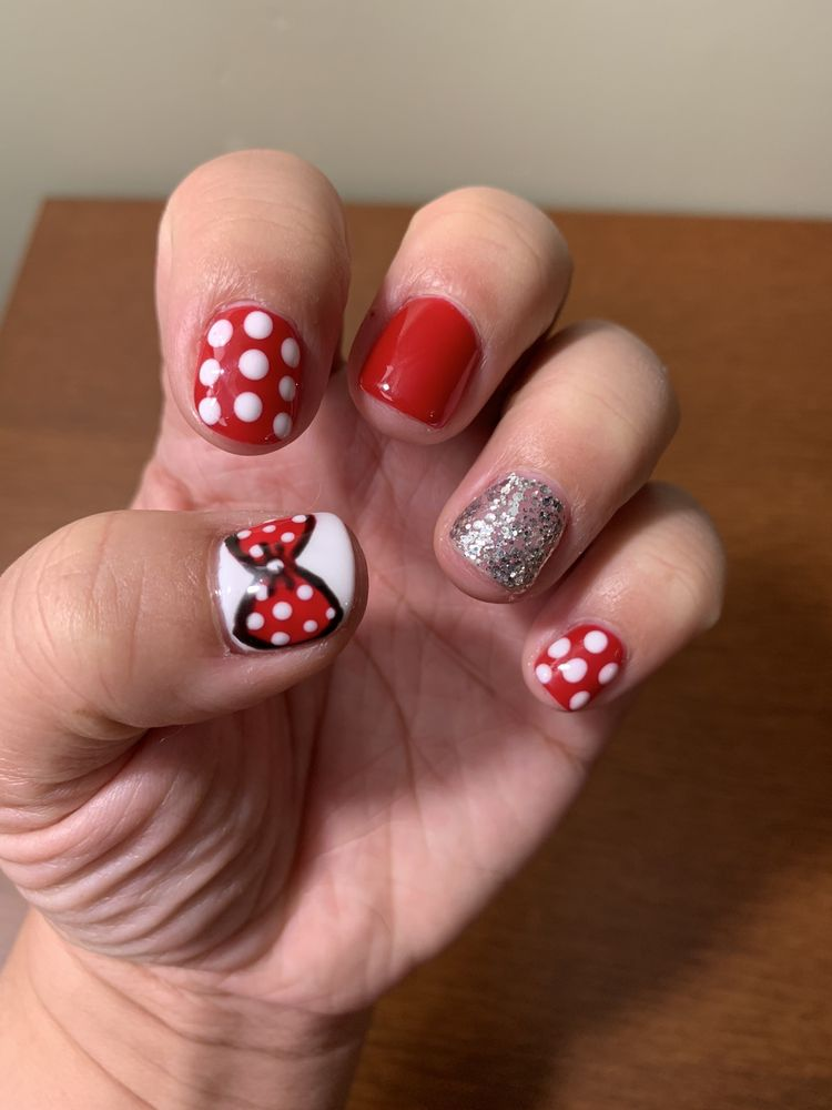 Luxe Nails & Spa: 629 Wyckoff Ave, Wyckoff, NJ