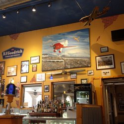 Photo Of Flight Deck Restaurant Lexington Sc United States Decor Is Really