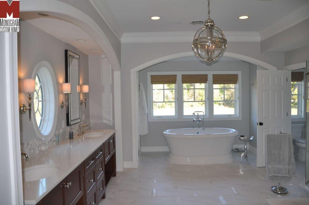 Monogram Custom Homes and Pools: 6366 Robin Ln, Coopersburg, PA