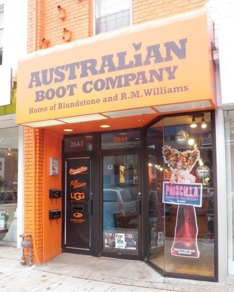 Good Australian Shoe Shops