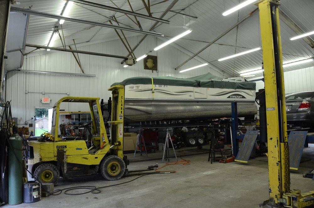 JD's Auto & Trailer Repair: 43 W 770 Route 64, Maple Park, IL
