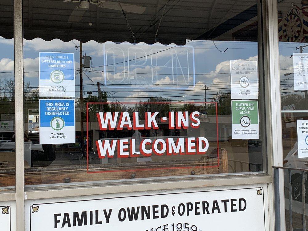 Ianni's Barbershop: 3352 Lincoln Way E, Massillon, OH