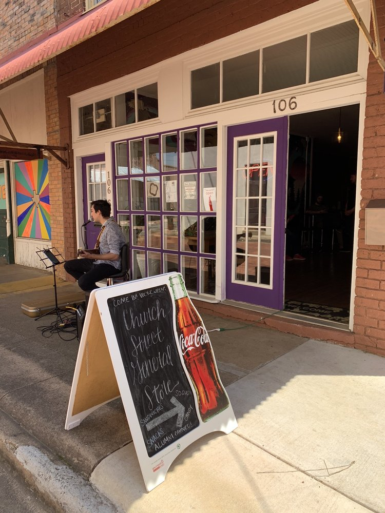 Church Street General Store: 106 N Church St, Nacogdoches, TX